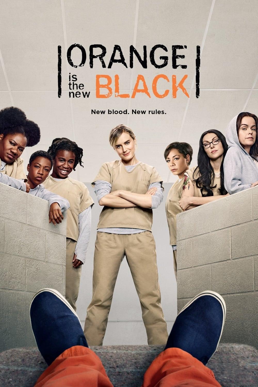 ახლა სტაფილოსფერია ყველაზე მოდური / Orange Is the New Black