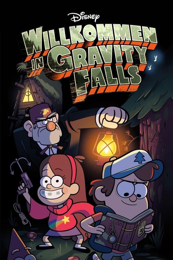 გრავითი ფოლსი / Gravity Falls