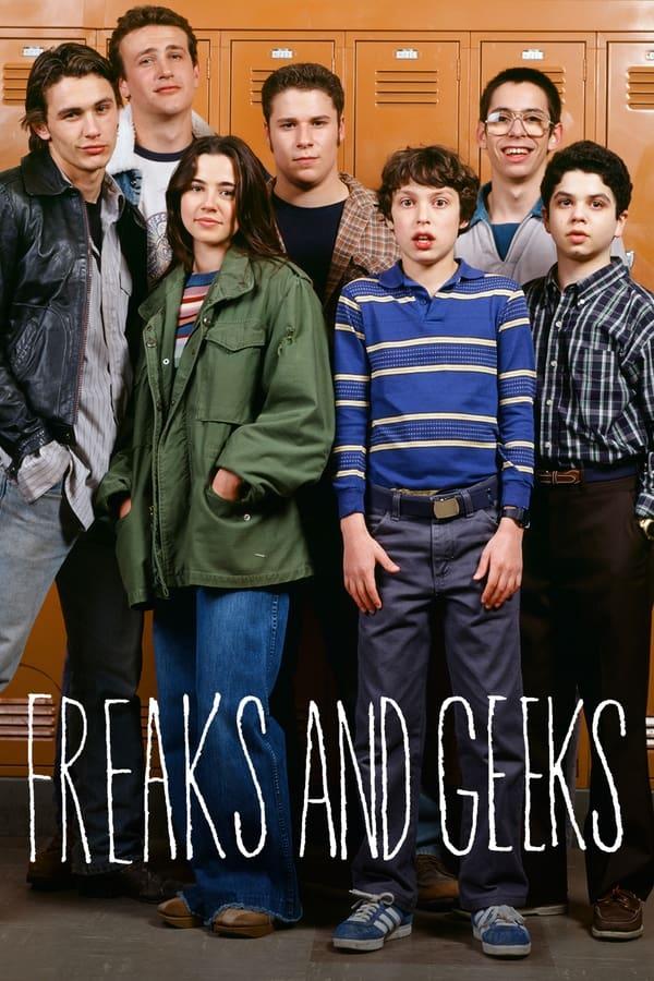 ხულიგნები და ხუთოსნები / Freaks and Geeks