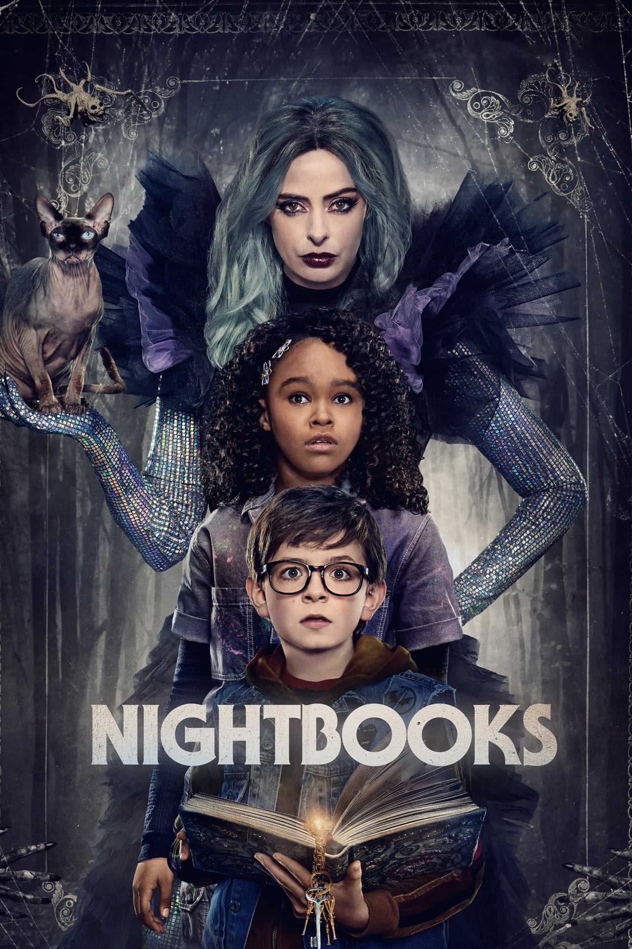 ღამის წიგნაკები / Nightbooks