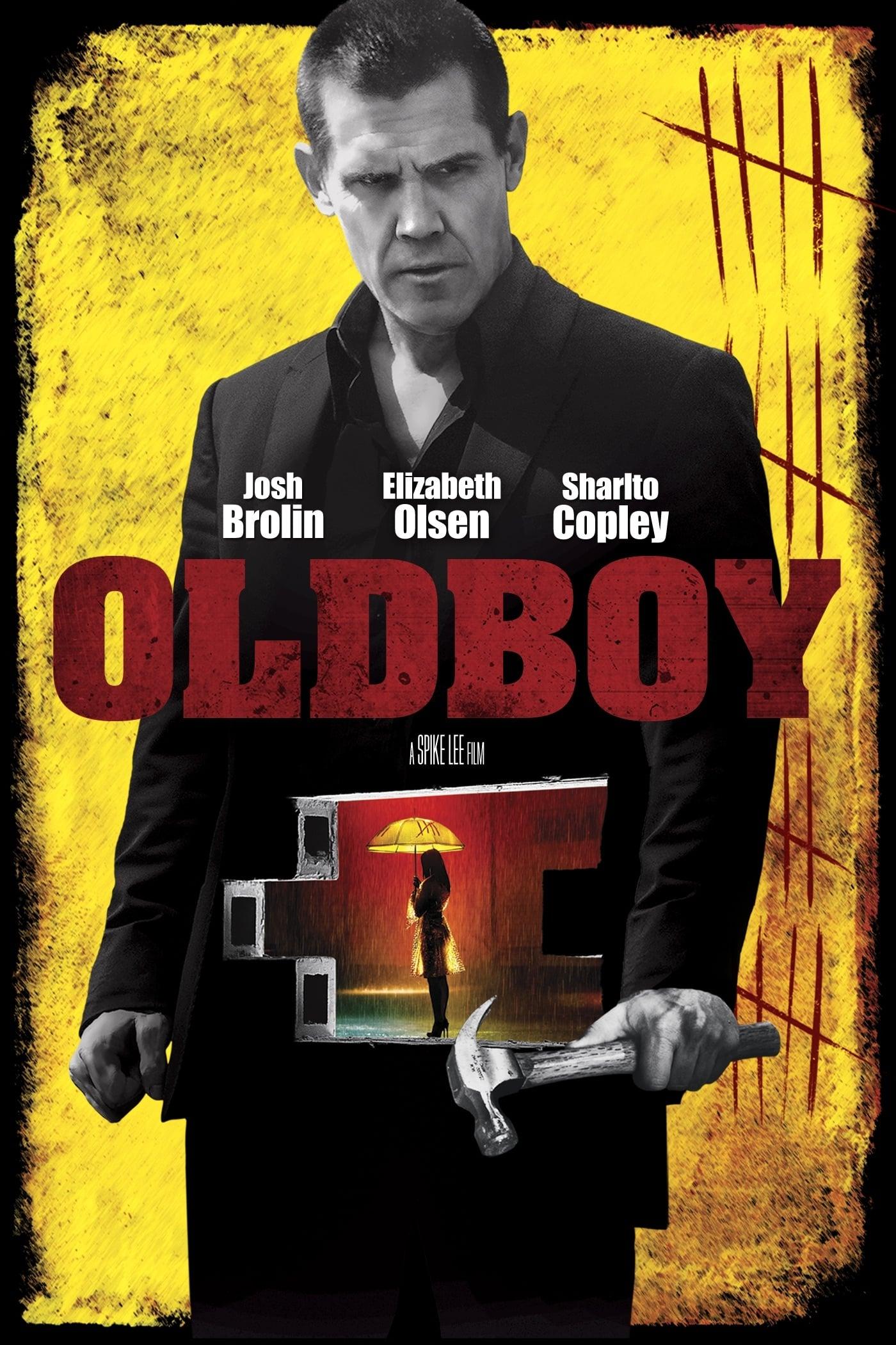 ოლდბოი / Old Boy